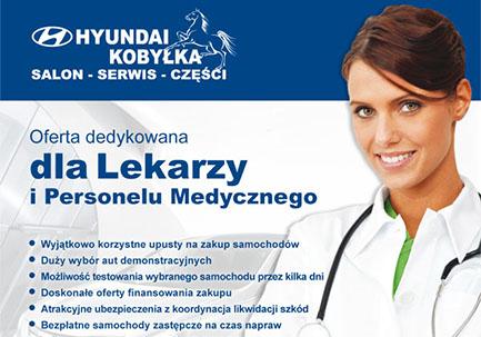 Promocja dla lekarzy