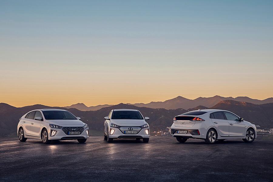 Pięć gwiazdek Euro NCAP dla nowego Hyundai IONIQ