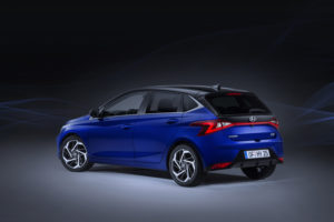 Nowy model Hyundai i20