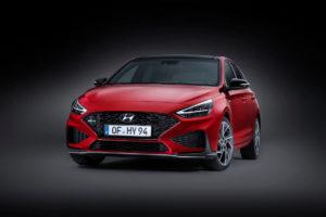 Nowy Hyundai i30 Fastback N Line
