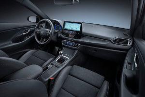 Nowy Hyundai i30 Wnętrze