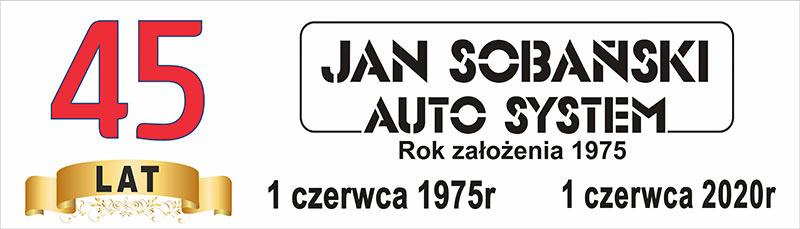 45 lat firmy Jan Sobański